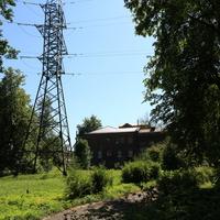 Бывшее здание малой Шатурской электростанции