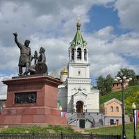 Площадь Народного единства.