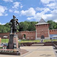 Зачатьевская башня.