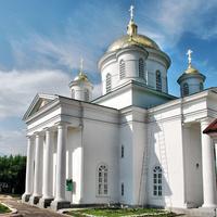 Алексеевская церковь.