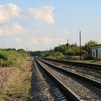 Станция Оболенское