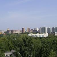 Н. Новгород - Микрорайон Верхние Печёры