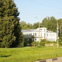 Заброшенный Рошальский химический комбинат им. А. А. Косякова, заводоуправление