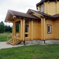 Новый храм в Ясенском.