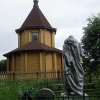 Памятник воинам-освободителям в Ясенском.