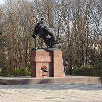 Памятник партизанам и подпольщикам ВОВ в Симферополе