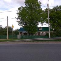 Музей Крестьянского быта - дом крестьяна Шульгина (восстановленный)