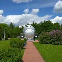 Космический модуль Буран, один из семи построенных для технических, лётных и медицинских испытаний