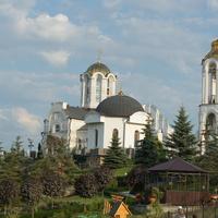 Женский монастырь перед Кисловодском