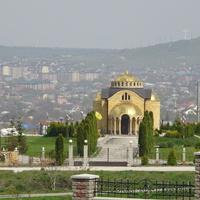 Вид с женского монастыря