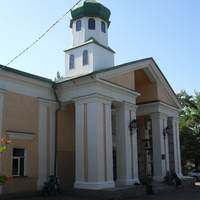 Храм Иоана Кронштадтского