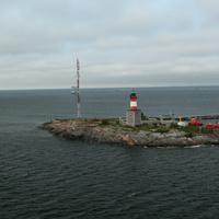 Остров в Финском заливе