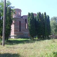 Cтроительство церкви.