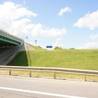 Мост на дороге Ясногорск - Алексин