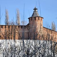 Тайницкая башня.