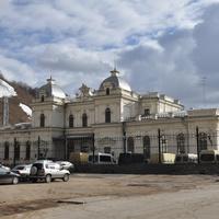 Ромадановский вокзал.