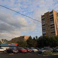 Бирюлёвская улица