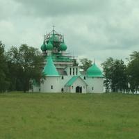 Церковь Сергия Радонежского на Красном холме Куликова поля