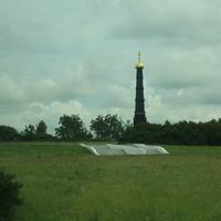 Старейший монумент воинской славы России - памятник-колонна Дмитрию Донскому