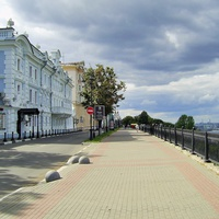 Н. Новгород - Ул. Верхне-Волжская Набережная
