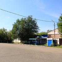 Керва, автобусная остановка
