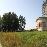 Церковь Петра и Павла  Большепетровском