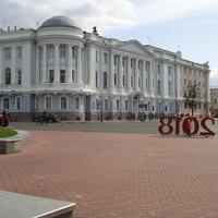 Пл. Минина и Пожарского - Медицинская академия