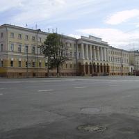 Пл. Минина и Пожарского - Педагогический университет