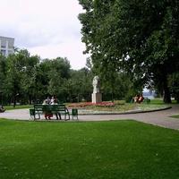 Н. Новгород - Кремль - Сквер