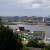 Н. Новгород - Вид из Кремля