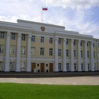Кремль - Здание Законодательного собрания