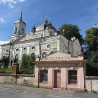 Тарту. Собор Успения Пресвятой Богородицы