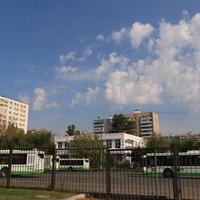 Касимовская улица, автобусная станция
