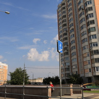 Бирюлёвская улица, подземный переход