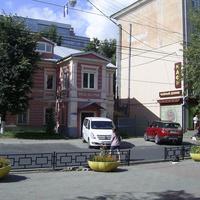 Н. Новгород - На ул. Нестерова
