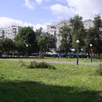 Н. Новгород - Сквер на пл. М. Горького