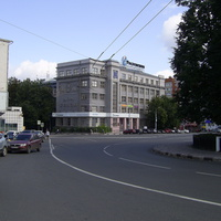 Н. Новгород - Пл. Максима Горького