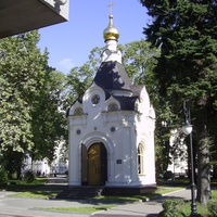 Кремль - Спасская часовня