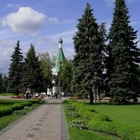 Н. Новгород - В Кремле