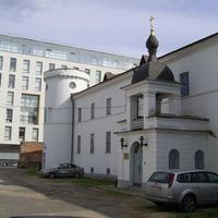 Бывший Нижегородский острог с домовой церковью