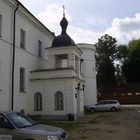 Скорбященская церковь бывшего Нижегородского острога