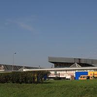 Территория торгового оптово-розничного комплекса Варшавка 33