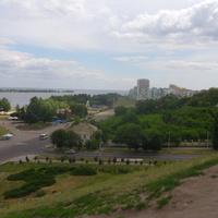 Вид с Холма Славы
