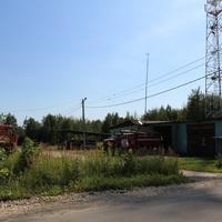 Северная Грива, пожарная часть