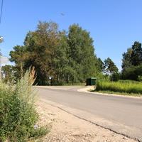 Северная Грива, остановка автобуса