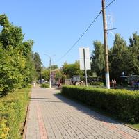 Спортивная улица