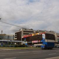Нагатинская пойма, проспект Андропова, магазин Карусель
