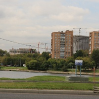 Нагатинская пойма, проспект Андропова