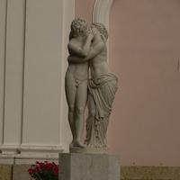 """Скульптура """"Амур и Психея"""""""