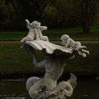 "Скульптурная группа ""Тритон"""